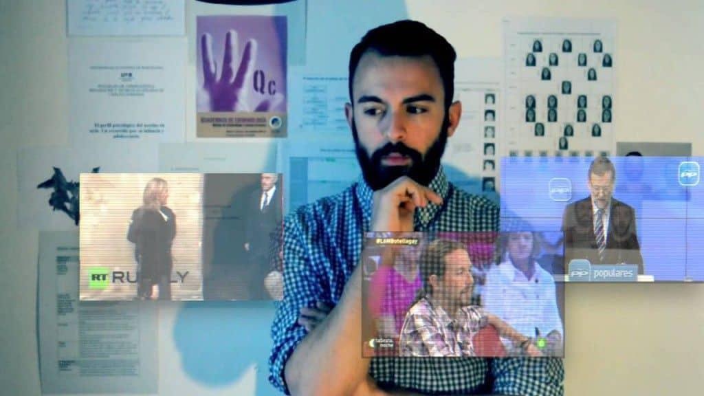 Cristian Salomoni Telemadrid - Behavior and Law