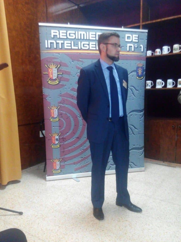 David Garriga Jornadas Operaciones Psicológicas - Behavior and Law