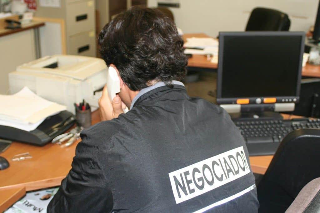 Jornada Nacional Negociadores Policía - Behavior and Law