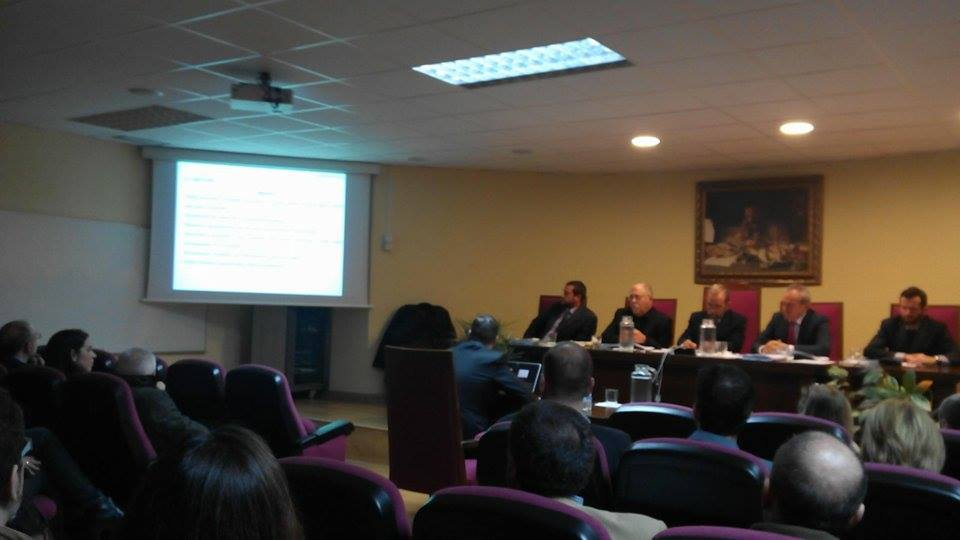 Lectura tesis doctoral profesor Andrés Sotoca - Behavior and Law