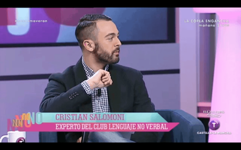 Cristian Salomoni entrevistado por partida doble - Behavior and Law