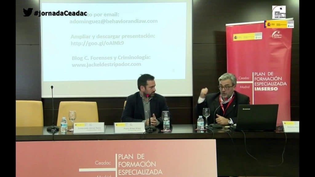 III Congreso Simulación e Identificación - Antonio Domínguez - Behavior and Law (2)