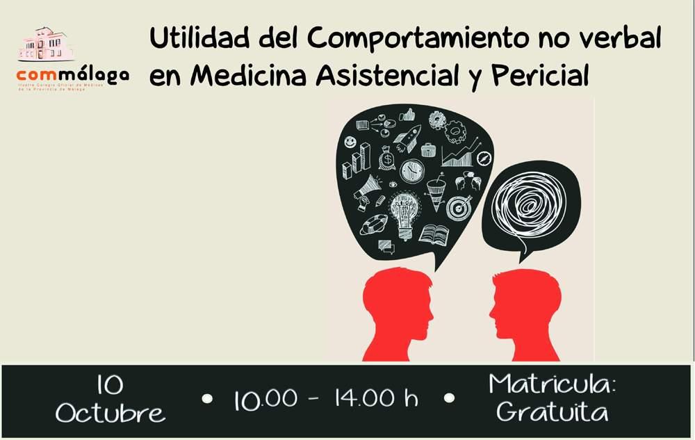 Utilidad del Comportamiento no Verbal en Medicina Asistencial y Pericial - Antonio Domínguez - Behavior and Law
